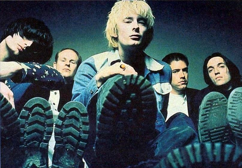 radiohead masa muda