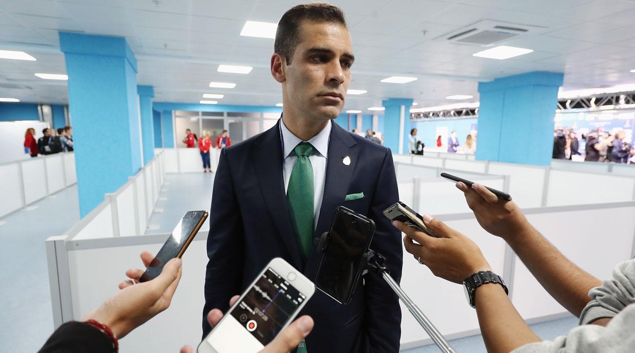 rafa marquez kartel dadah politik piala dunia 2018