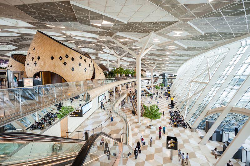 rahsia rekabentuk airport