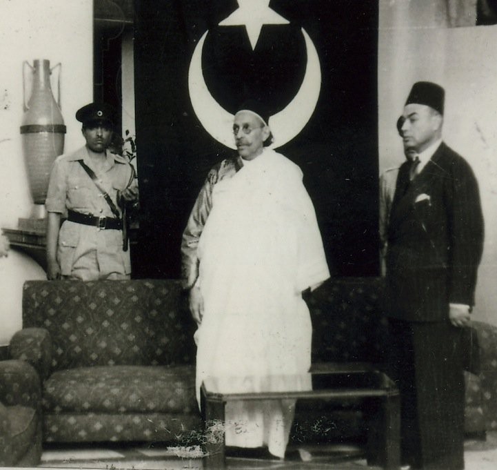 raja idris of libya
