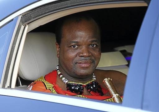 raja mswati 3 pujaan gadis swaziland