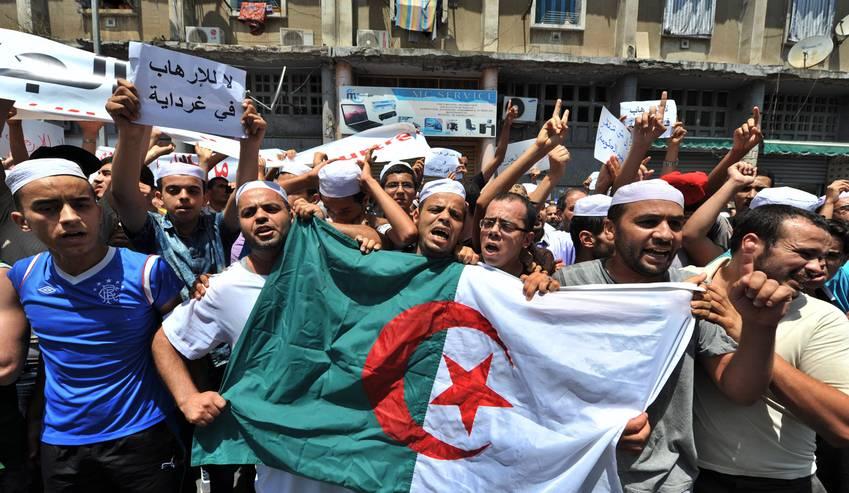 rakyat algeria