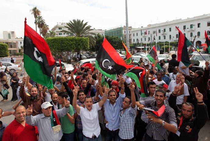 rakyat libya