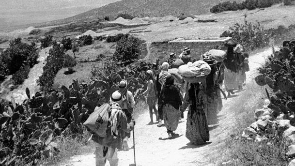 rakyat palestin dihalau keluar dari tanah air sendiri
