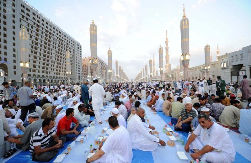 ramadhan di mekah