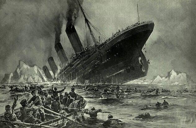 ramalan kapal titanic