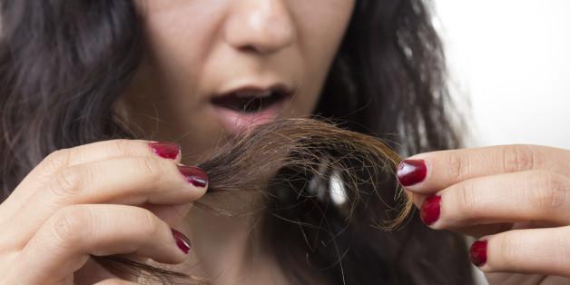 rambut anda menjadi kering dan kusam
