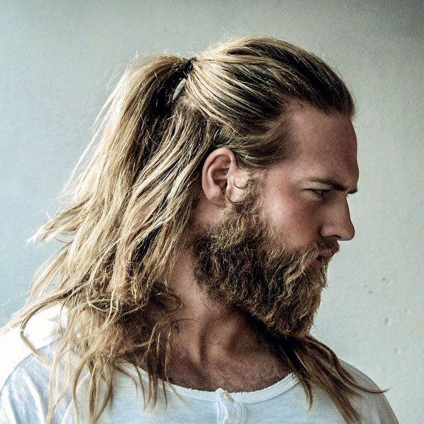 rambut kuat