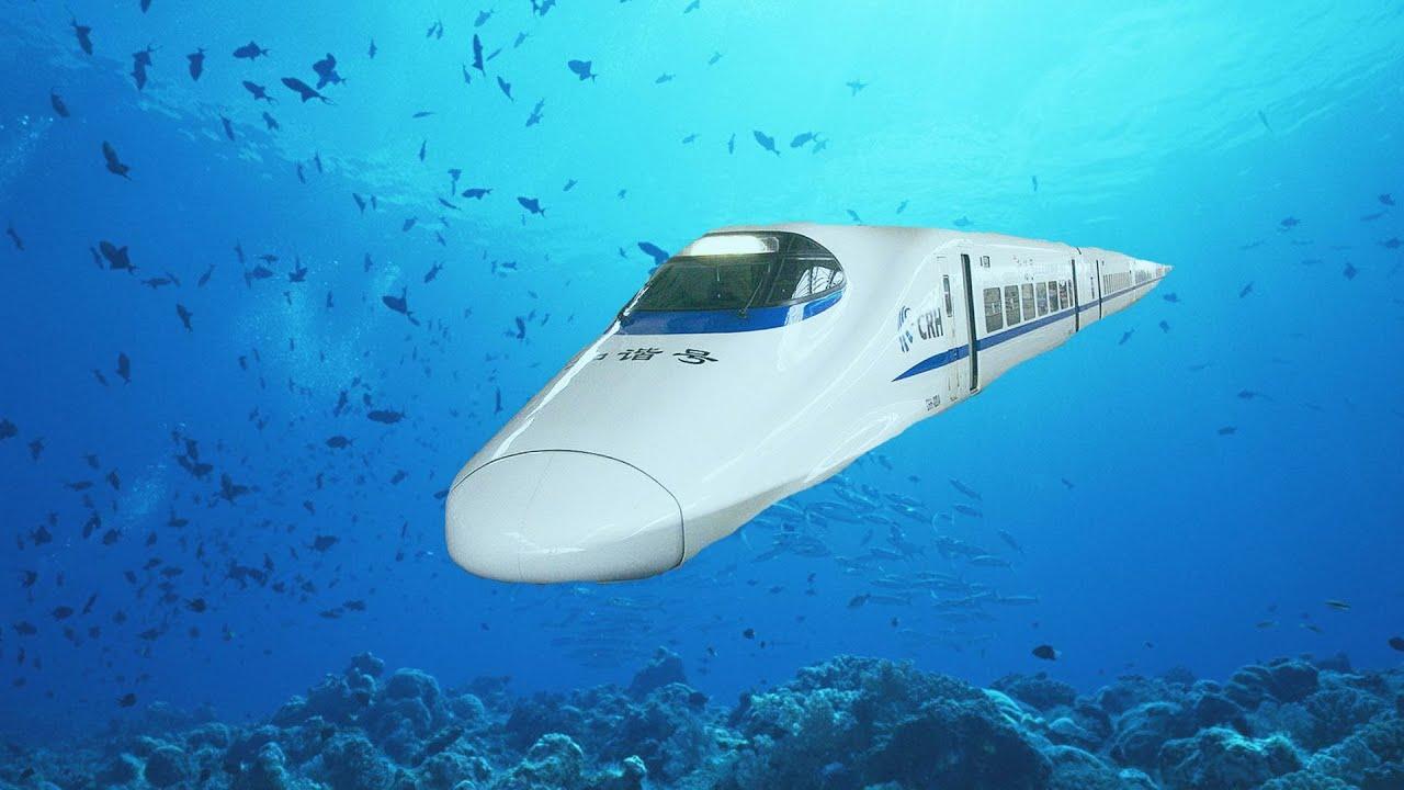 rancangan china bina kereta api berkelajuan tinggi bawah laut ke amerika syarikat 2