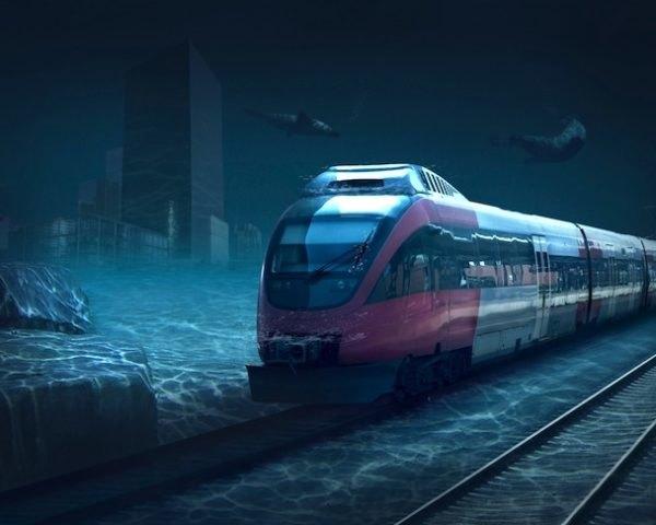 rancangan china bina kereta api berkelajuan tinggi bawah laut ke amerika syarikat