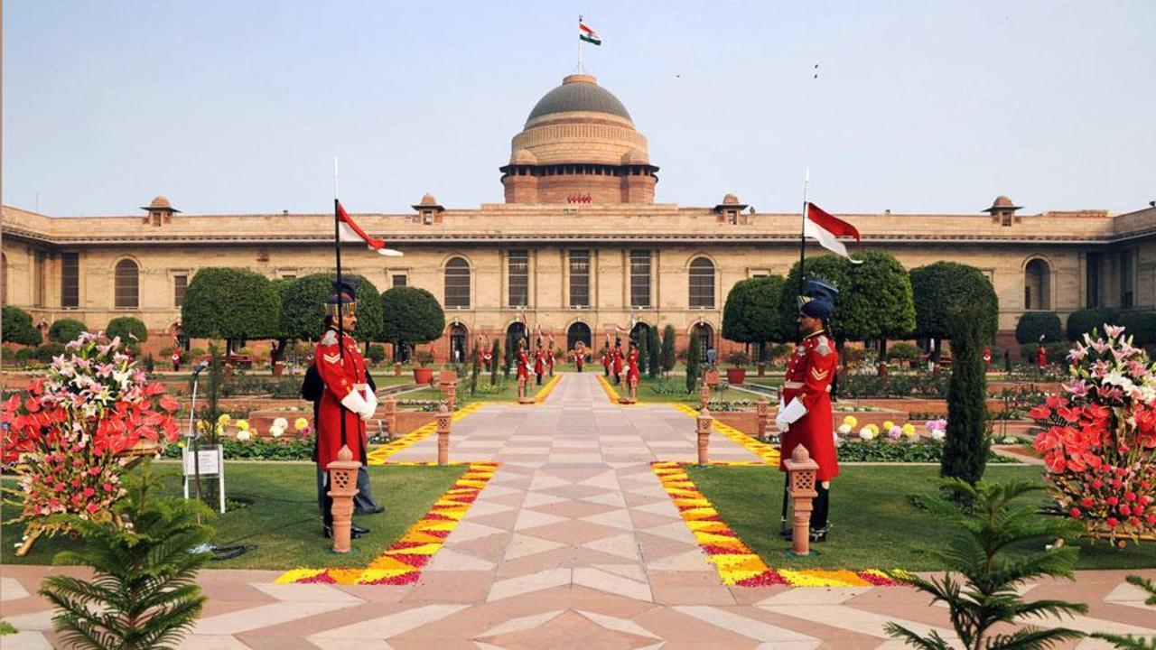 rashtrapati bhavan istana paling besar di dunia