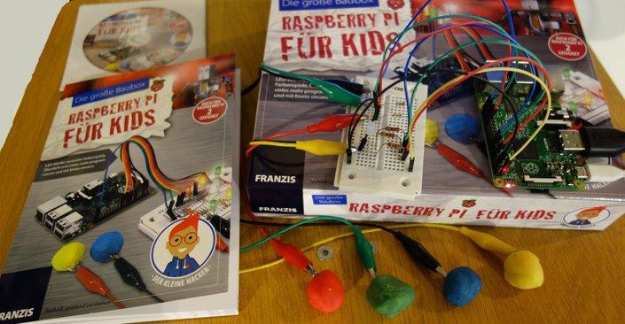 raspberry pi kanak kanak