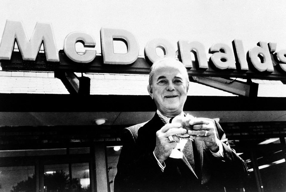ray kroc dan mcdonalds