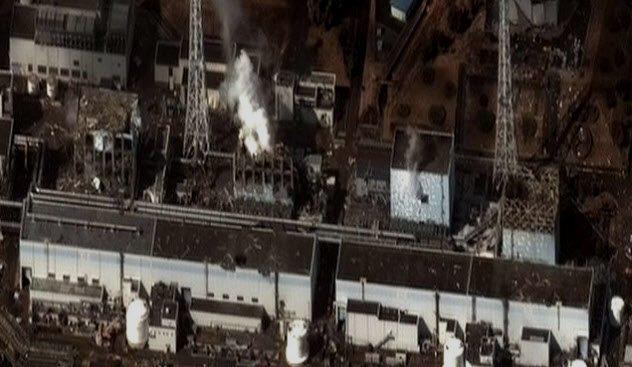 reaktor nuklear fukushima