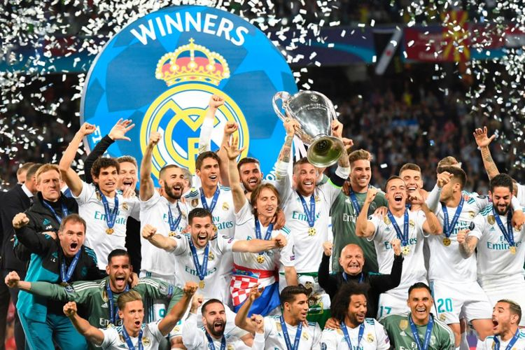 real madrid juara treble