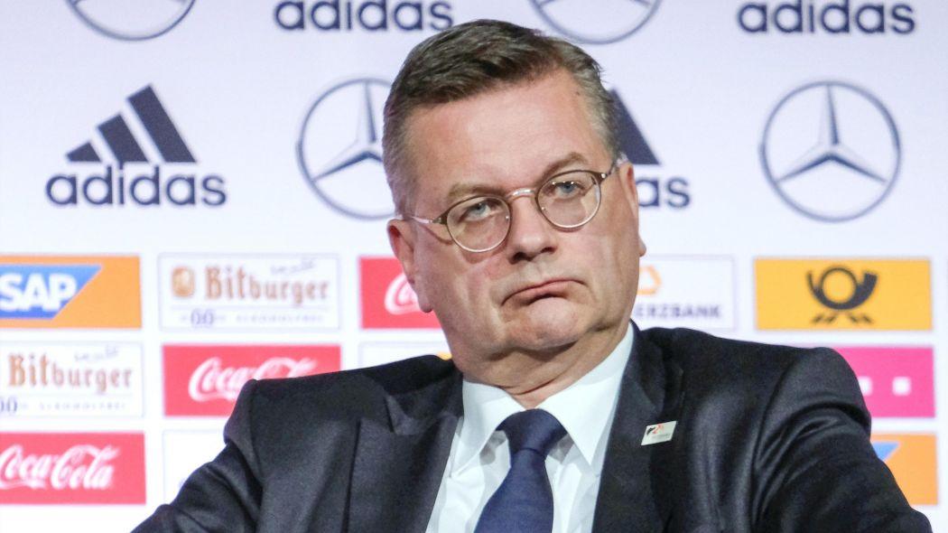 reinhard grindel presiden perseketuan bola sepak jerman