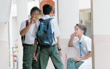 remaja merokok 904