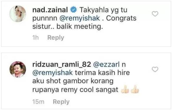 remy ishak sudah bertunang dengan ezza yusof 3
