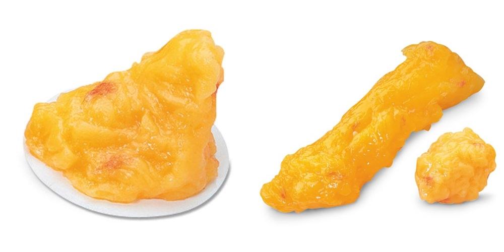replika 500g lemak badan manusia