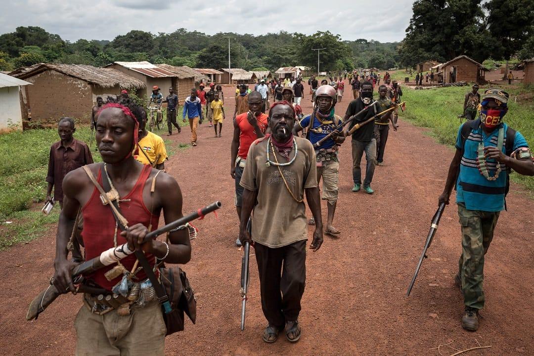 republik afrika tengah negara paling berbahaya di dunia