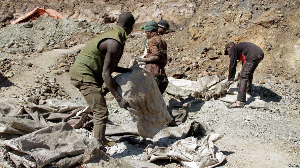 republik kongo negara paling tinggi populasi perhambaan moden