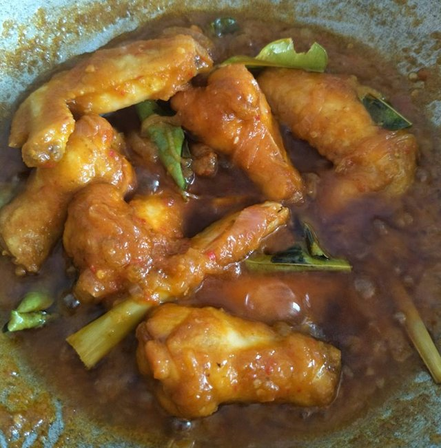 aneka resepi masakan ayam berkuah simple  mudah iluminasi Resepi Ayam Masak Negro Enak dan Mudah