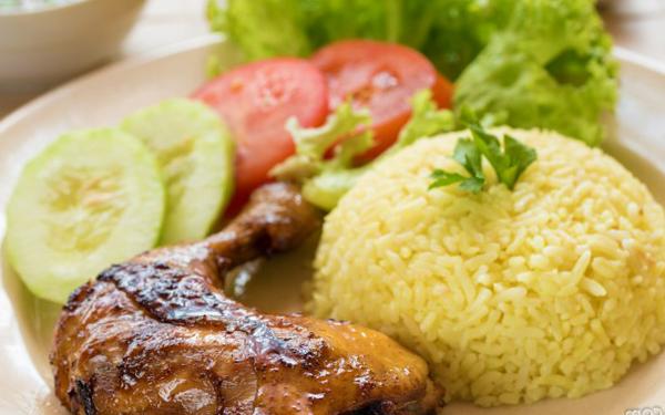 resepi nasi ayam paling power di dunia