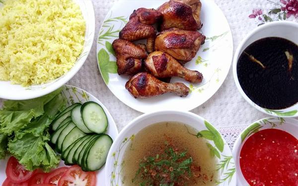 resepi nasi ayam power