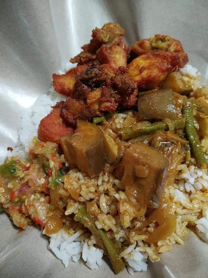 resepi nasi kak wok
