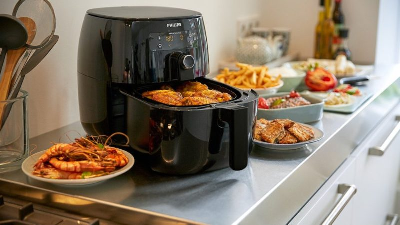 resipi air fryer