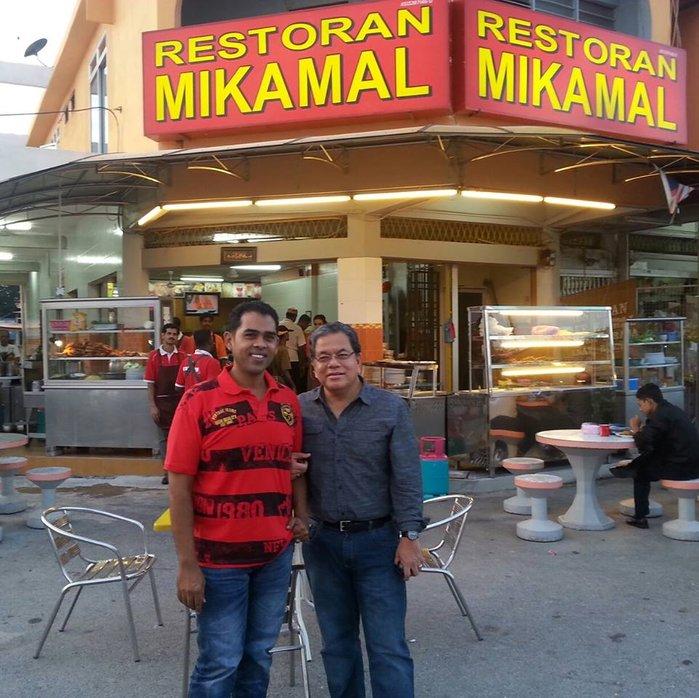 restoran mikamal