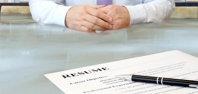 resume cv cari kerja baru 2
