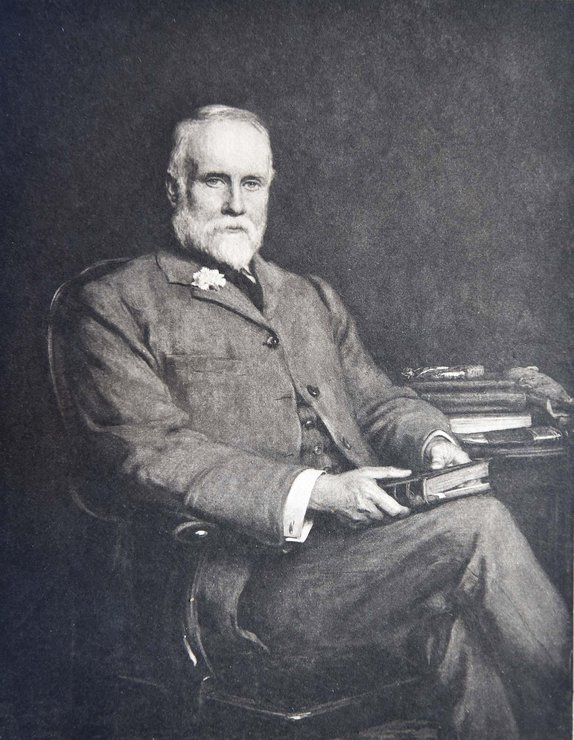 rev bosworth smith