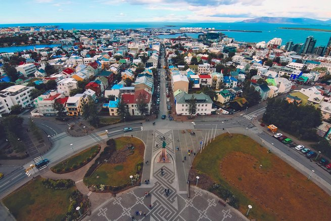 reykjavik bandar paling bersih di dunia