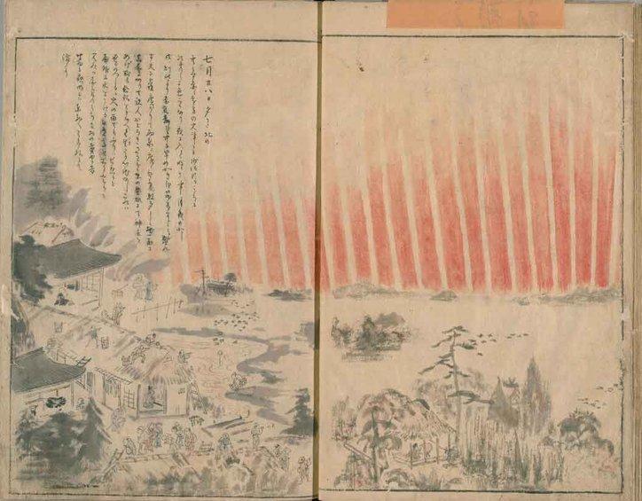 ribut solar tahun 1770