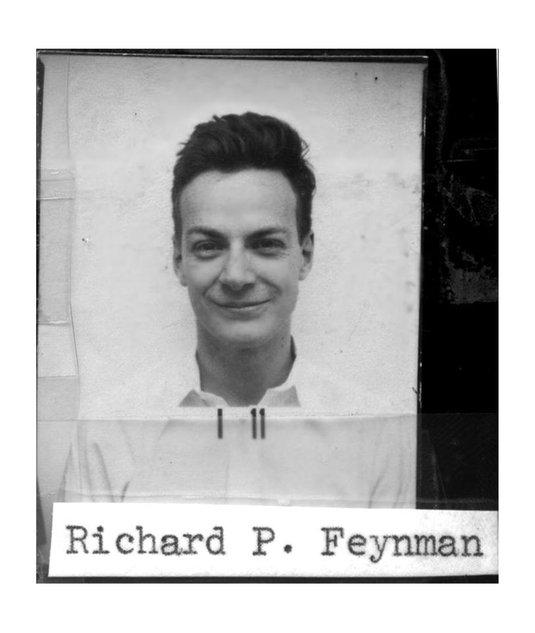 richard feynman ahli fizik terkenal