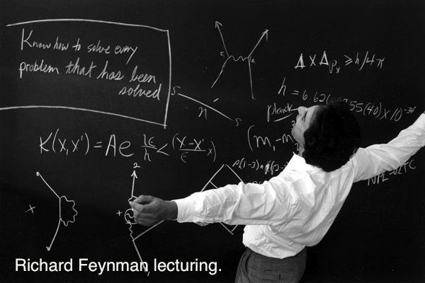 richard feynman teknik faham ilmu pengetahuan mengingat belajar 2