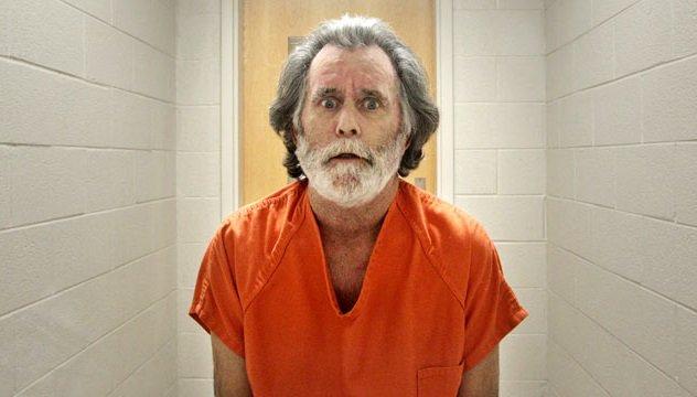 richard verone berpakaian penjara