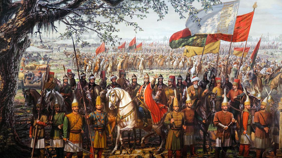 ringkasan sejarah empayar turki uthmaniyah