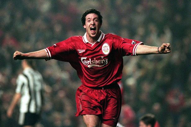 robbie fowler era liverpool striker