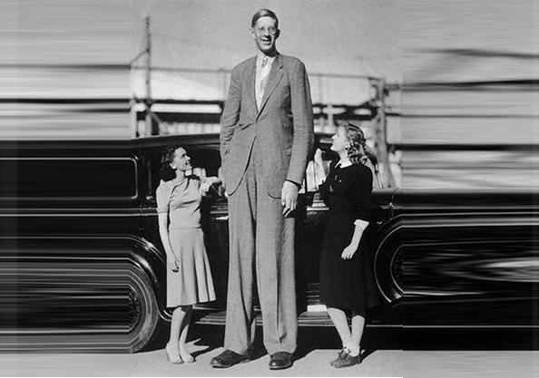 robert wadlow manusia paling besar dan tinggi di dunia