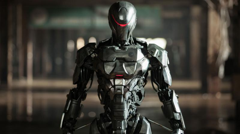 robot ai membunuh