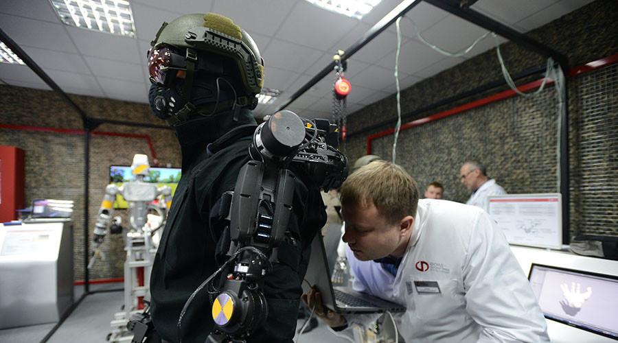 robotsoldier