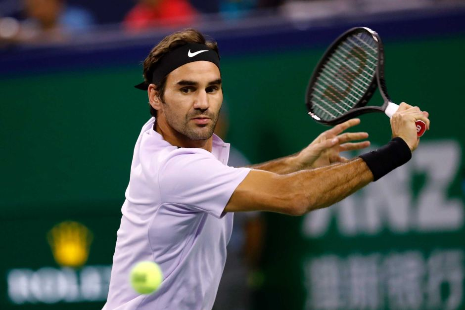 roger federer pemain tenis paling power sepanjang zaman