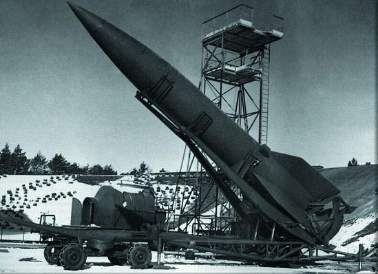 roket v 2 6 saintis nazi jerman yang diguna oleh amerika syarikat 682