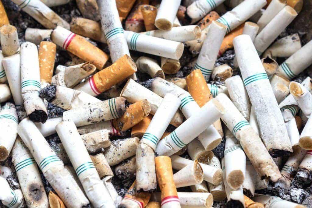 rokok tabiat buruk