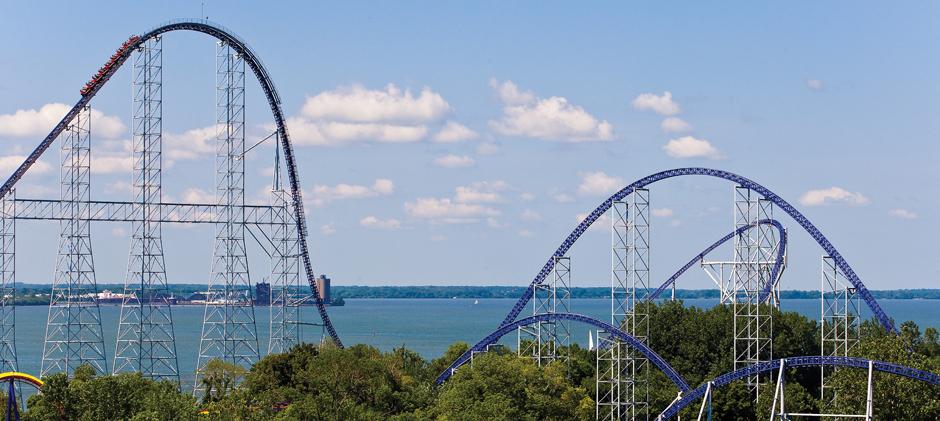 roller coaster millenium force