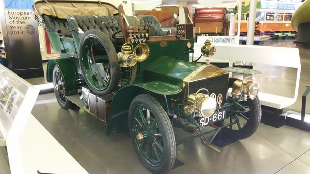 rolls royce 15 hp