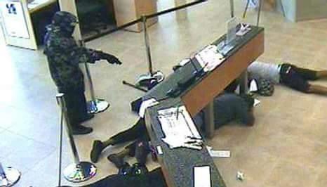 rompakan bank