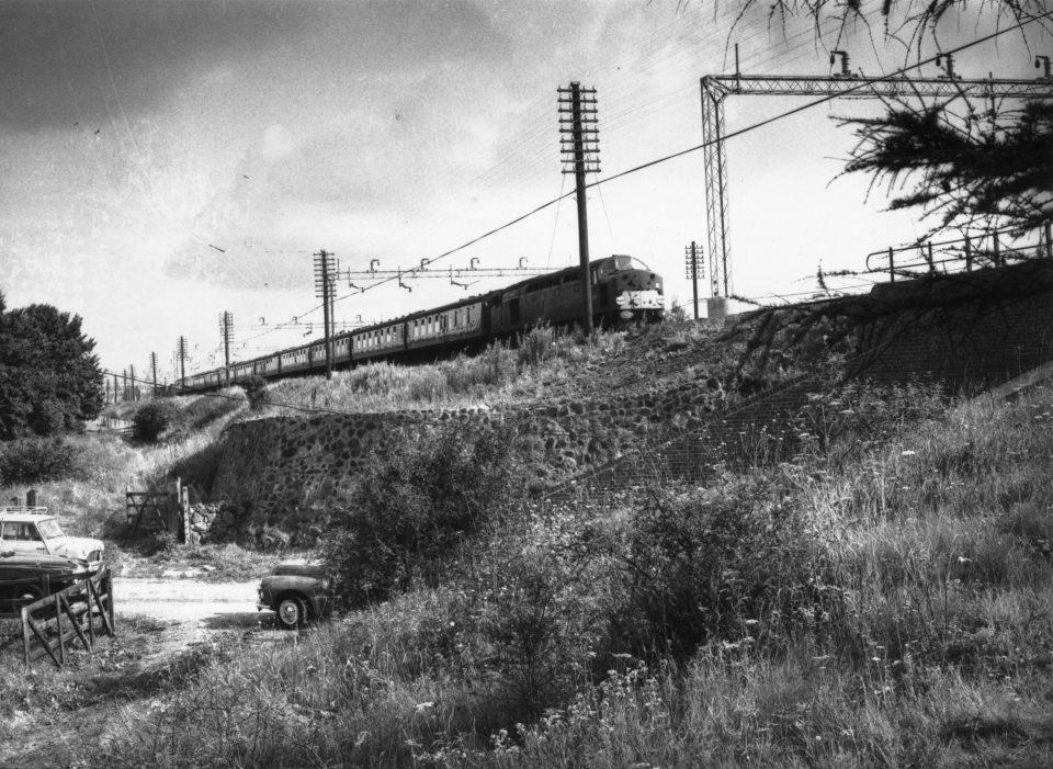 rompakan terbesar kereta api